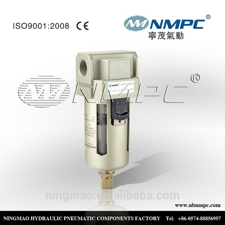 air dryer for air compressor filter regulator lubricator BC3000