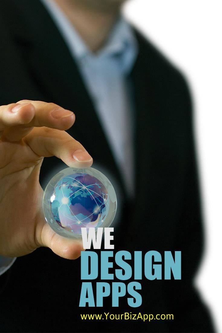 WE DESIGN APPS .