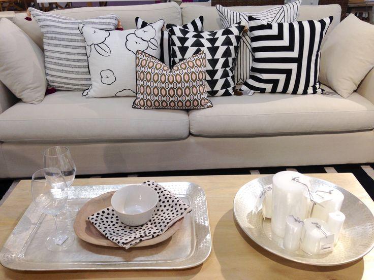 Sofa styling inspiration