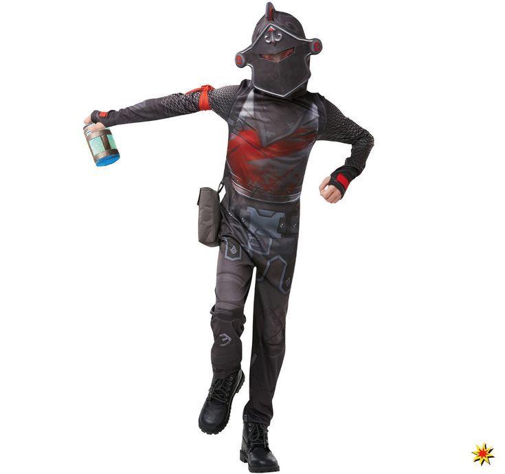 Kinder Kostum Black Knight Fortnite Black Fortnite