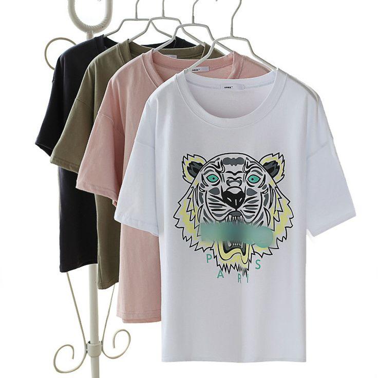 2016 New Summer Comfortable Casual Loose Printing t shirt women heren 3d printed t-shirts slim fit feminino
