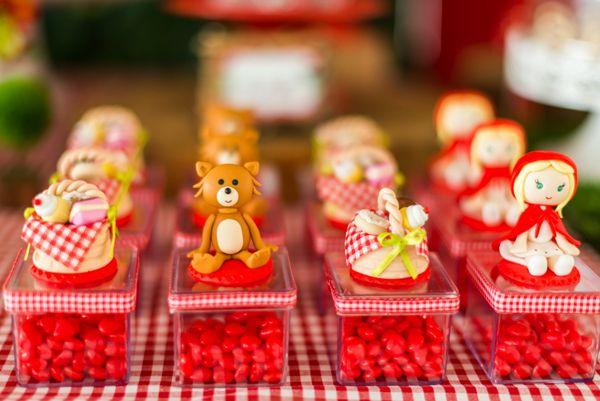 Festinha- Pequenos Luxos - Chapeuzinho Vermelho-9                                                                                                                                                     Mais