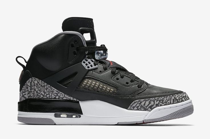 Jordan Spizike Black Cement We already saw a Cement version back in 2007 when Jordan Brand Release the Jordan Spizike