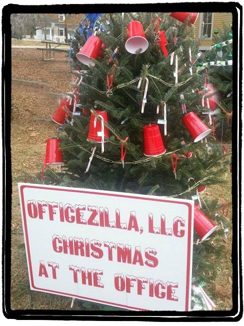 51 best Christmas Office Fun images on Pinterest Christmas
