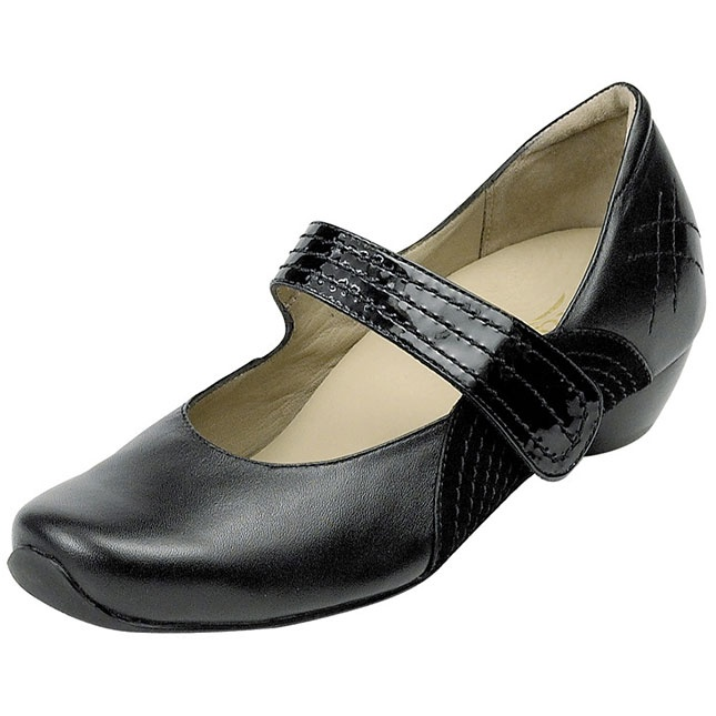 Control In Black 12990 At ShoeMillcom Ziera Shoes