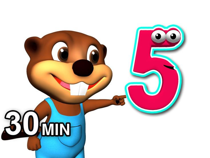 """Counting By 5s"" Collection 