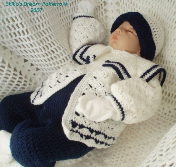 Free Knitting Pattern Baby Sailor Hat : 17 Best ideas about Baby Mermaid Crochet on Pinterest Crochet for baby, Cro...