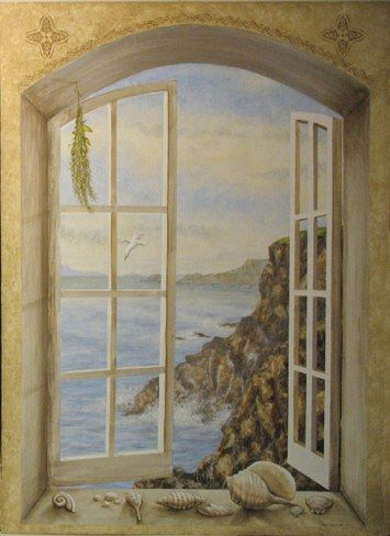 1203 Best The Painted Room Images On Pinterest Grisaille