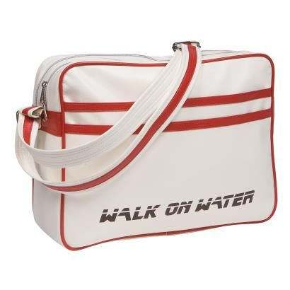 "Walk on Water, 11319, Boarding, White/ Red, 13"", Laptop, Bag 