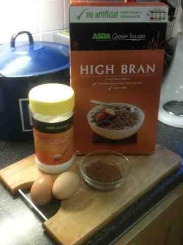 Vicki-Kitchen: Chocolate brownies (slimming world friendly)