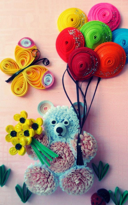 quillann: teddy bear