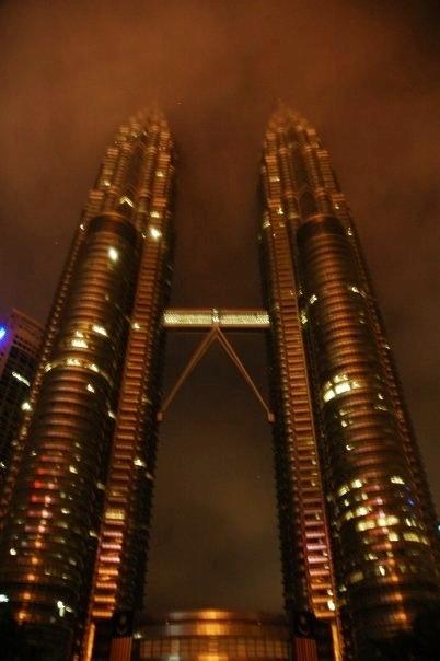 Petronas Twin Towers in Kuala Lumpur (2009)