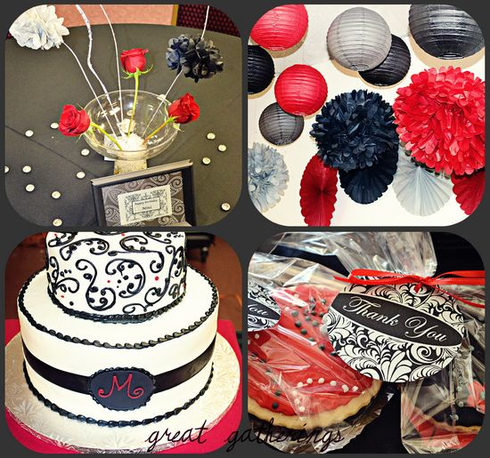 43 best images about birthday party on pinterest for 50th birthday decoration ideas for men