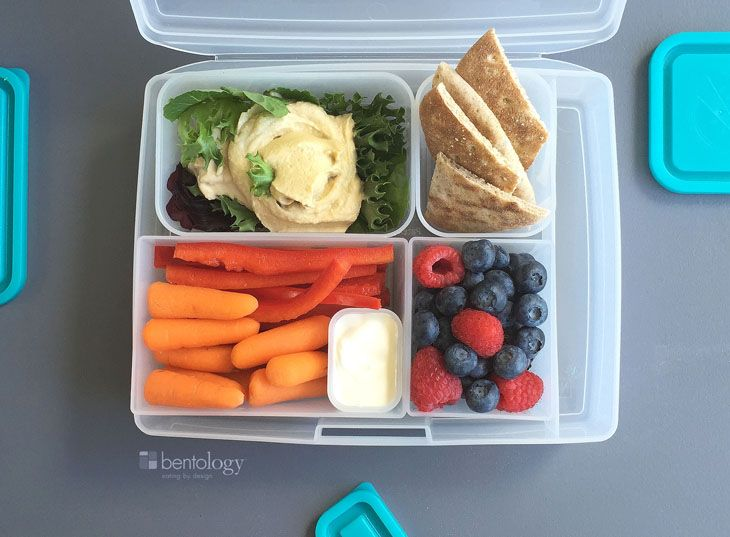 The easiest lunch that just about anyone loves! Take it to work, send it to school, pack it for a picnic - it tastes good and it's all good for you! #Bentology #recipes #menus #lunch #lunchmenus #schoollunches