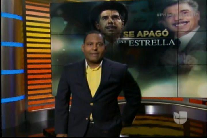 Reportaje De Tony Dandrades Sobre La Muerte Del Profesor Jirafales