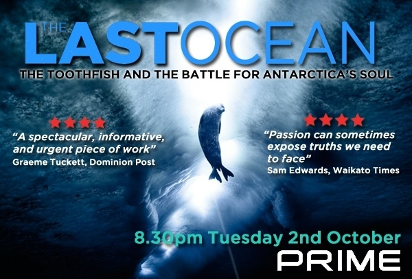 Last Ocean promo