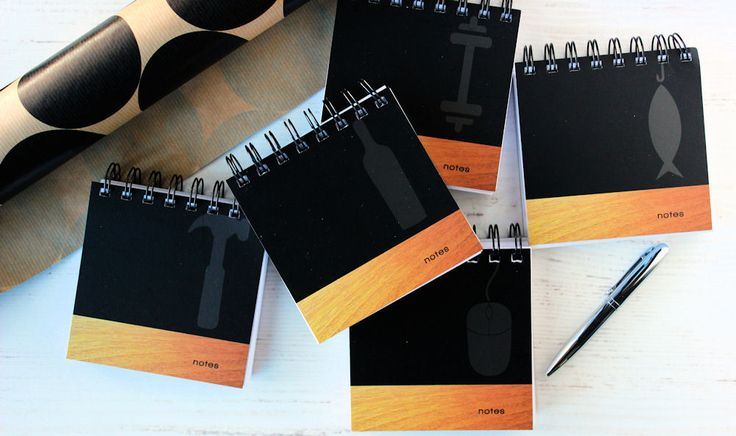 """NEW """"Mens"""" Stationery Gift Ideas by Finmark"""