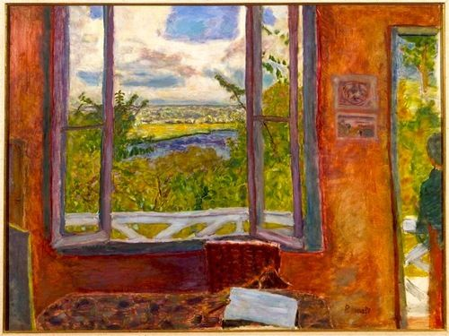 180 best les nabis images on pinterest edouard vuillard for Pierre bonnard la fenetre ouverte