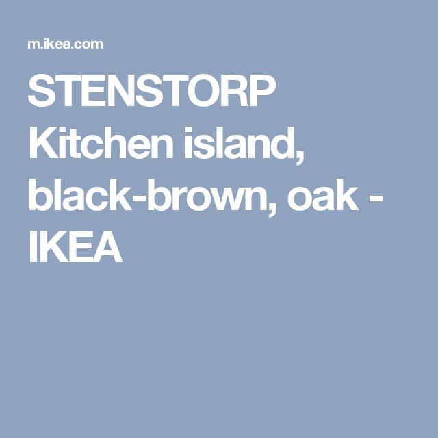 Best Ikea Stenstorp Kitchen Island Dark: 17 Best Ideas About Stenstorp Kitchen Island On Pinterest