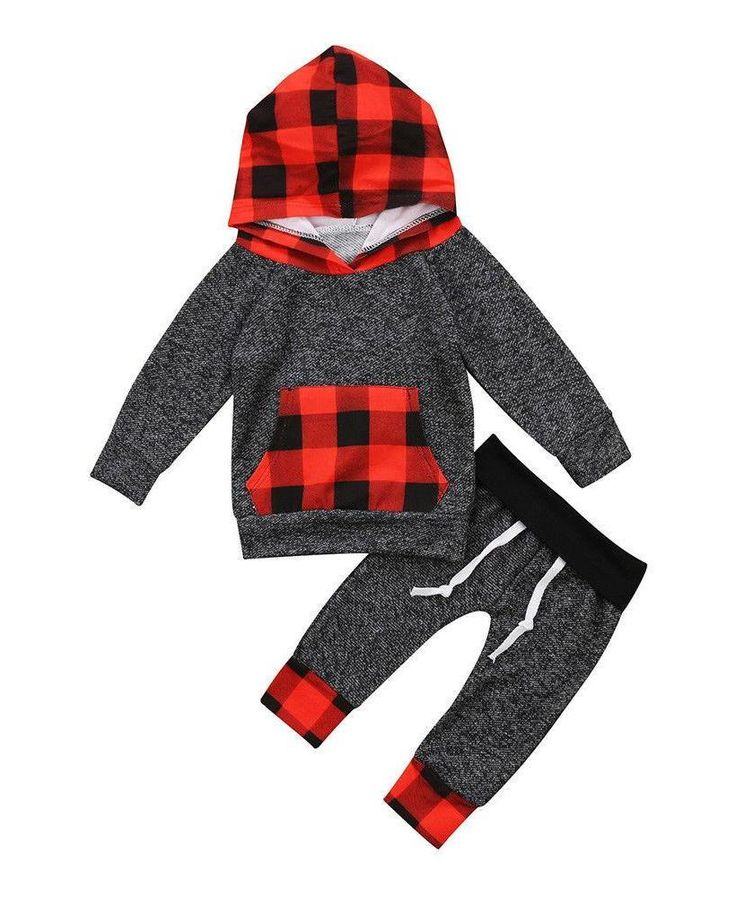 Toddler Boy 2 Piece Outfit Lightweight hoodie Pants Free Shipping! Please allow 12-30 days for delivery.