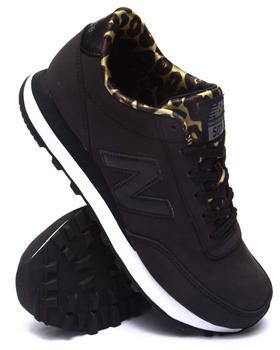 new balance all black womens