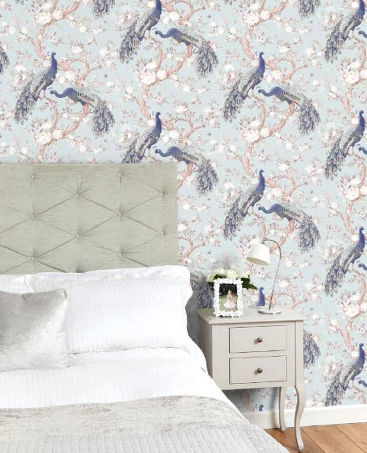 Belvedere Duck Egg Wallpaper In 2021 Country Style Bedroom Ashley Dining Room Living Room Color Schemes Laura ashley wallpaper belvedere duck egg x 2 rolls same batch number. belvedere duck egg wallpaper in 2021
