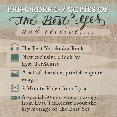 22 best books i wrote images on pinterest books to read libros the best yes by lysa terkeurst making wise decisions in the midst of endless demands fandeluxe Image collections