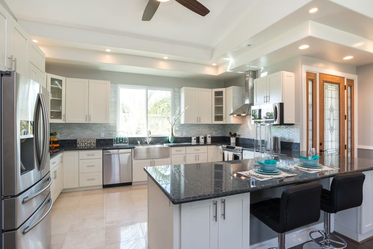 We are so inspired by the spacious gourmet kitchen at our newest listing on Orange Street! E-mail gsupapo@gmail.com for more info.  www.caronbrealty.com