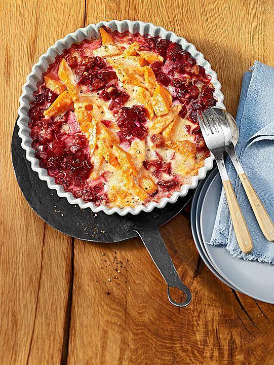 Svenja свекла сладкий картофель запеканка с имбирем (рецепт с фото) | Chefkoch.de