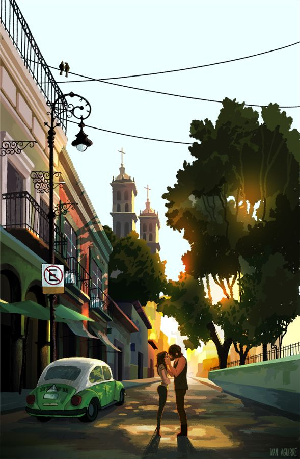 IVAN AGUIRRE: Falling In Love In Mexico