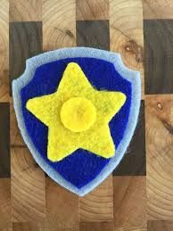 Image result for paw patrol badge template