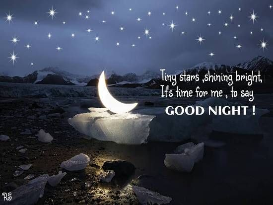 Look how they shine for you the-the moon has dimmed its light, the wind is breezing soft, the Earth is spinning gently and the tiny stars are shining bright to tell you it's time to sleep and say #GoodNight. www.123greetings.com #GoodNight wishes for you,because you are special!