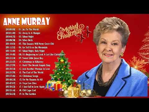 Anne Murray Christmas Songs 2018 - Best Country Christmas Songs Of ...