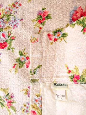 17 Best ideas about Waverly Curtains on Pinterest | French country ...