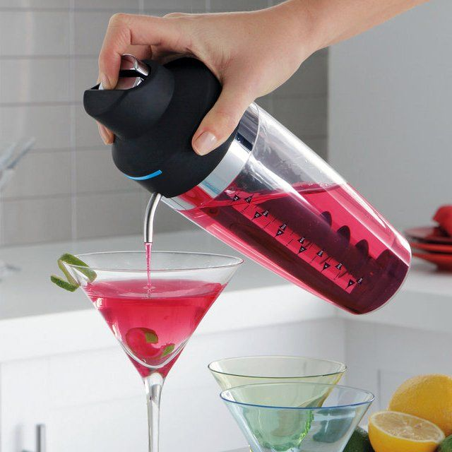 Cocktail Master Automatic MIxer  Pourer