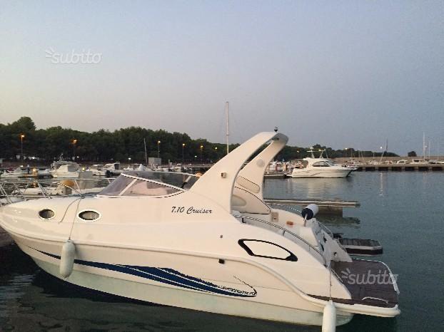Eolo 24 Cabin Cruiser (Coverline 7.10) - Nautica Продажа в Реджо-ди-Калабрия