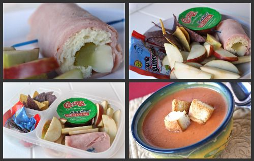 """INSIDE OUT SANDWICHES & HOMEMADE """"PANERA BREAD"""" TOMATO SOUP"""