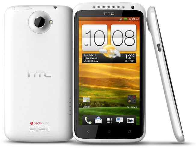 HTC One X - AT 4G LTE Phone, Ice Cream Sandwich, 1.5GHz Dual Core, 1GB RAM, 4.7 Super IPS LCD 2 Screen, 8MP camera and more