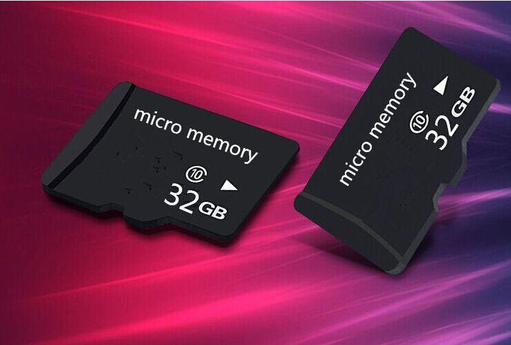 Alta velocidad micro de memoria verdadera de la capacidad 1 gb-128 gb CLASE 6 clase 10 Tarjeta TF TF tarjeta TF para teléfonos celulares tablet