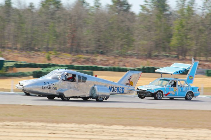The most amazing vehicles ever raced in the 24 Hours of LeMons