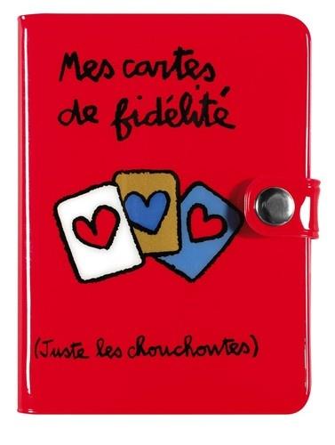 keladeco.com - #porte #carte les #chouchoutes, accessoire de sac tendance, porte carte fidélité valérie nylin - Derrière la porte, DLP