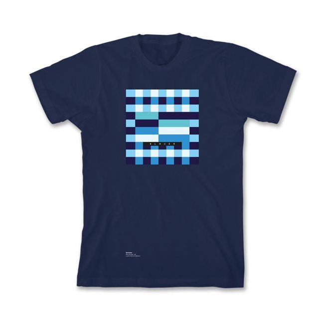 New Order Blauer Montag Navy T-Shirt