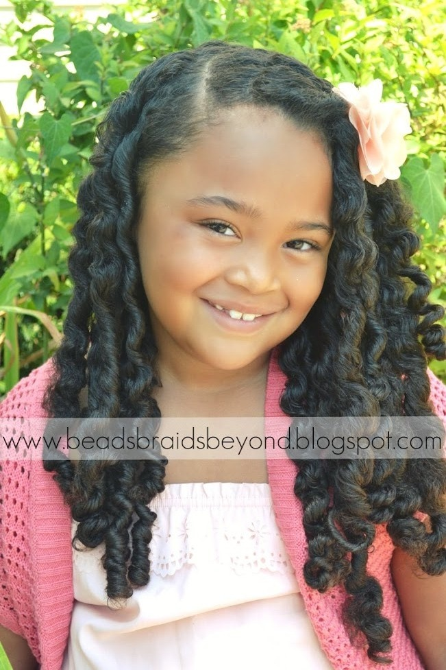 Outstanding 1000 Images About Kids Natural Hair Styles On Pinterest Short Hairstyles For Black Women Fulllsitofus