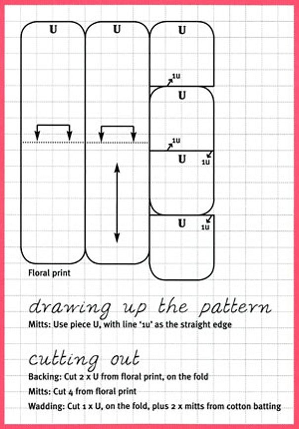 Free Patterns For Quilted Oven Mitts : 25+ best ideas about Oven Glove on Pinterest Pot holder crafts, Diy bags and Pencil case pattern