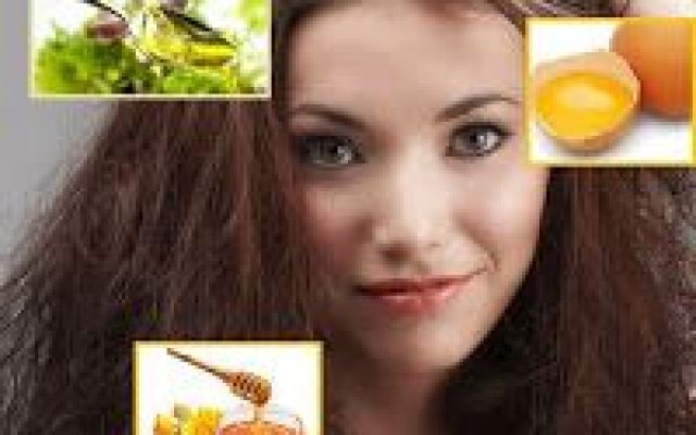 Maschera per capelli con la vitamina v6 v12 di olio di avocado