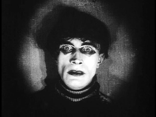 The cabinet of dr caligari conrad veidt as the somnambulist cesare movies pinterest - The cabinet of dr caligari cesare ...