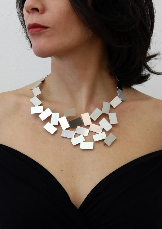Pinterest @eighthhorcruxx  Fiato sul Collo by Mario Trimarchi for Alessi #necklace