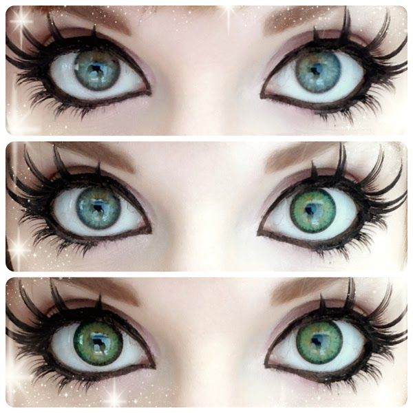 25 Best Ideas About Natural Color Contacts On Pinterest