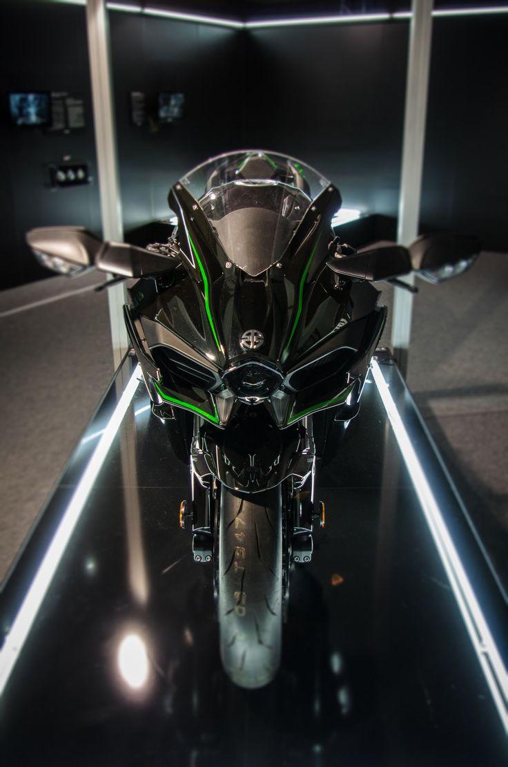 """since63: """" Kawasaki Ninja H2R """""""