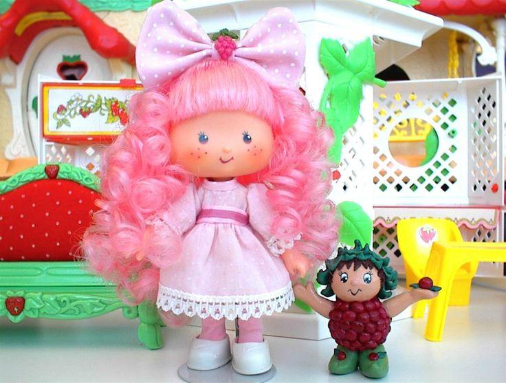 13 best images about custom strawberry shortcake dolls on